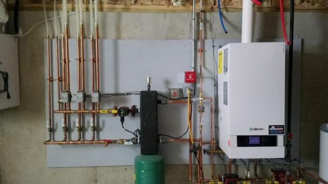 J Lamport Plumbing and Heating LLC boiler img